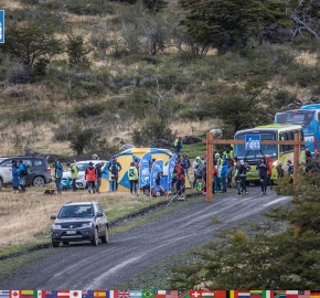 utf1904clsi9892FB; Ultra Trail Running in Patagonia, Chile; Ultra Fiord Fifth Edition 2019; Torres del Paine; Última Esperanza; Puerto Natales; Patagonia Running Ultra Trail; Claudio Silva