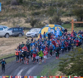 utf1904clsi9916FB; Ultra Trail Running in Patagonia, Chile; Ultra Fiord Fifth Edition 2019; Torres del Paine; Última Esperanza; Puerto Natales; Patagonia Running Ultra Trail; Claudio Silva