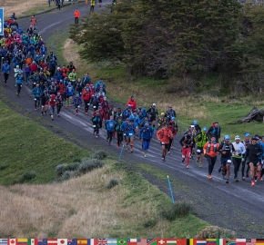 utf1904clsi9922FB; Ultra Trail Running in Patagonia, Chile; Ultra Fiord Fifth Edition 2019; Torres del Paine; Última Esperanza; Puerto Natales; Patagonia Running Ultra Trail; Claudio Silva