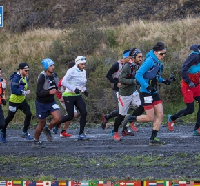 utf1904clsi9927FB; Ultra Trail Running in Patagonia, Chile; Ultra Fiord Fifth Edition 2019; Torres del Paine; Última Esperanza; Puerto Natales; Patagonia Running Ultra Trail; Claudio Silva