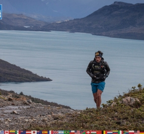 utf1904clsi9961FB; Ultra Trail Running in Patagonia, Chile; Ultra Fiord Fifth Edition 2019; Torres del Paine; Última Esperanza; Puerto Natales; Patagonia Running Ultra Trail; Claudio Silva