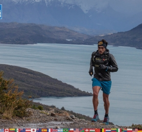 utf1904clsi9962FB; Ultra Trail Running in Patagonia, Chile; Ultra Fiord Fifth Edition 2019; Torres del Paine; Última Esperanza; Puerto Natales; Patagonia Running Ultra Trail; Claudio Silva