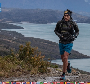 utf1904clsi9963FB; Ultra Trail Running in Patagonia, Chile; Ultra Fiord Fifth Edition 2019; Torres del Paine; Última Esperanza; Puerto Natales; Patagonia Running Ultra Trail; Claudio Silva