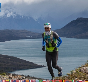 utf1904clsi9974FB; Ultra Trail Running in Patagonia, Chile; Ultra Fiord Fifth Edition 2019; Torres del Paine; Última Esperanza; Puerto Natales; Patagonia Running Ultra Trail; Claudio Silva