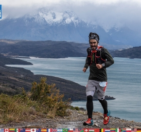 utf1904clsi9982FB; Ultra Trail Running in Patagonia, Chile; Ultra Fiord Fifth Edition 2019; Torres del Paine; Última Esperanza; Puerto Natales; Patagonia Running Ultra Trail; Claudio Silva
