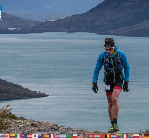 utf1904clsi9989FB; Ultra Trail Running in Patagonia, Chile; Ultra Fiord Fifth Edition 2019; Torres del Paine; Última Esperanza; Puerto Natales; Patagonia Running Ultra Trail; Claudio Silva