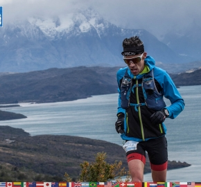 utf1904clsi9990FB; Ultra Trail Running in Patagonia, Chile; Ultra Fiord Fifth Edition 2019; Torres del Paine; Última Esperanza; Puerto Natales; Patagonia Running Ultra Trail; Claudio Silva