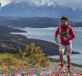 utf1904clsi9994FB; Ultra Trail Running in Patagonia, Chile; Ultra Fiord Fifth Edition 2019; Torres del Paine; Última Esperanza; Puerto Natales; Patagonia Running Ultra Trail; Claudio Silva
