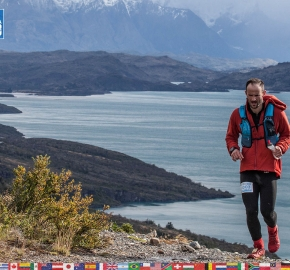 utf1904clsi9997FB; Ultra Trail Running in Patagonia, Chile; Ultra Fiord Fifth Edition 2019; Torres del Paine; Última Esperanza; Puerto Natales; Patagonia Running Ultra Trail; Claudio Silva