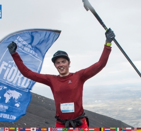 utf1904lues02FB; Ultra Trail Running in Patagonia, Chile; Ultra Fiord Fifth Edition 2019; Torres del Paine; Última Esperanza; Puerto Natales; Patagonia Running Ultra Trail; Luis Espinoza