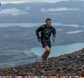 utf1904lues05FButf1904lues02FB; Ultra Trail Running in Patagonia, Chile; Ultra Fiord Fifth Edition 2019; Torres del Paine; Última Esperanza; Puerto Natales; Patagonia Running Ultra Trail; Luis Espinoza