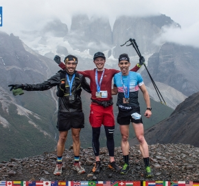 utf1904lues07FButf1904lues02FB; Ultra Trail Running in Patagonia, Chile; Ultra Fiord Fifth Edition 2019; Torres del Paine; Última Esperanza; Puerto Natales; Patagonia Running Ultra Trail; Luis Espinoza