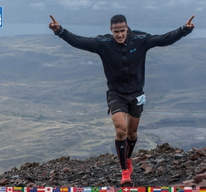 utf1904lues08FButf1904lues02FB; Ultra Trail Running in Patagonia, Chile; Ultra Fiord Fifth Edition 2019; Torres del Paine; Última Esperanza; Puerto Natales; Patagonia Running Ultra Trail; Luis Espinoza