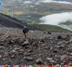 utf1904lues10FButf1904lues02FB; Ultra Trail Running in Patagonia, Chile; Ultra Fiord Fifth Edition 2019; Torres del Paine; Última Esperanza; Puerto Natales; Patagonia Running Ultra Trail; Luis Espinoza