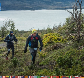 utf1904lues112FB; Ultra Trail Running in Patagonia, Chile; Ultra Fiord Fifth Edition 2019; Torres del Paine; Última Esperanza; Puerto Natales; Patagonia Running Ultra Trail; Luis Espinoza
