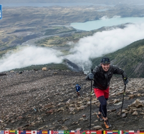 utf1904lues11FButf1904lues02FB; Ultra Trail Running in Patagonia, Chile; Ultra Fiord Fifth Edition 2019; Torres del Paine; Última Esperanza; Puerto Natales; Patagonia Running Ultra Trail; Luis Espinoza