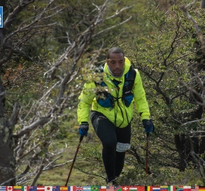 utf1904lues122FB; Ultra Trail Running in Patagonia, Chile; Ultra Fiord Fifth Edition 2019; Torres del Paine; Última Esperanza; Puerto Natales; Patagonia Running Ultra Trail; Luis Espinoza