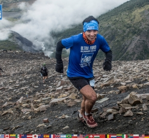 utf1904lues12FButf1904lues02FB; Ultra Trail Running in Patagonia, Chile; Ultra Fiord Fifth Edition 2019; Torres del Paine; Última Esperanza; Puerto Natales; Patagonia Running Ultra Trail; Luis Espinoza
