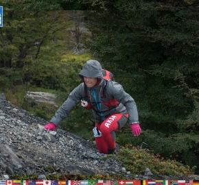 utf1904lues130FB; Ultra Trail Running in Patagonia, Chile; Ultra Fiord Fifth Edition 2019; Torres del Paine; Última Esperanza; Puerto Natales; Patagonia Running Ultra Trail; Luis Espinoza