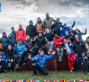 utf1904lues146FB; Ultra Trail Running in Patagonia, Chile; Ultra Fiord Fifth Edition 2019; Torres del Paine; Última Esperanza; Puerto Natales; Patagonia Running Ultra Trail; Luis Espinoza