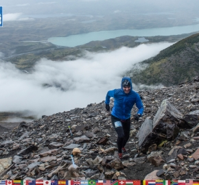 utf1904lues19FButf1904lues02FB; Ultra Trail Running in Patagonia, Chile; Ultra Fiord Fifth Edition 2019; Torres del Paine; Última Esperanza; Puerto Natales; Patagonia Running Ultra Trail; Luis Espinoza