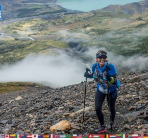 utf1904lues22FButf1904lues02FB; Ultra Trail Running in Patagonia, Chile; Ultra Fiord Fifth Edition 2019; Torres del Paine; Última Esperanza; Puerto Natales; Patagonia Running Ultra Trail; Luis Espinoza