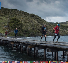 utf1904lues29FB; Ultra Trail Running in Patagonia, Chile; Ultra Fiord Fifth Edition 2019; Torres del Paine; Última Esperanza; Puerto Natales; Patagonia Running Ultra Trail; Luis Espinoza