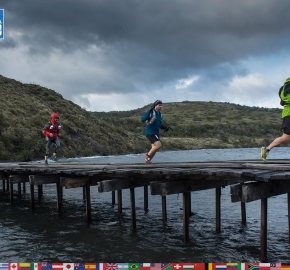 utf1904lues31FB; Ultra Trail Running in Patagonia, Chile; Ultra Fiord Fifth Edition 2019; Torres del Paine; Última Esperanza; Puerto Natales; Patagonia Running Ultra Trail; Luis Espinoza