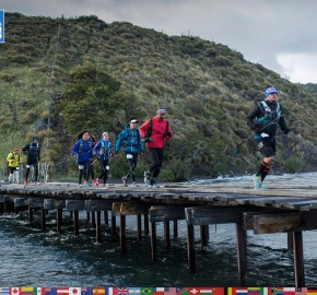 utf1904lues36FB; Ultra Trail Running in Patagonia, Chile; Ultra Fiord Fifth Edition 2019; Torres del Paine; Última Esperanza; Puerto Natales; Patagonia Running Ultra Trail; Luis Espinoza