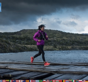 utf1904lues37FB; Ultra Trail Running in Patagonia, Chile; Ultra Fiord Fifth Edition 2019; Torres del Paine; Última Esperanza; Puerto Natales; Patagonia Running Ultra Trail; Luis Espinoza