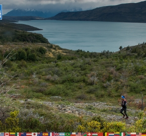 utf1904lues53FB; Ultra Trail Running in Patagonia, Chile; Ultra Fiord Fifth Edition 2019; Torres del Paine; Última Esperanza; Puerto Natales; Patagonia Running Ultra Trail; Luis Espinoza