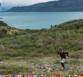 utf1904lues58FB; Ultra Trail Running in Patagonia, Chile; Ultra Fiord Fifth Edition 2019; Torres del Paine; Última Esperanza; Puerto Natales; Patagonia Running Ultra Trail; Luis Espinoza