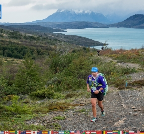 utf1904lues62FB; Ultra Trail Running in Patagonia, Chile; Ultra Fiord Fifth Edition 2019; Torres del Paine; Última Esperanza; Puerto Natales; Patagonia Running Ultra Trail; Luis Espinoza