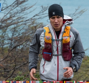 utf1904lues71FB; Ultra Trail Running in Patagonia, Chile; Ultra Fiord Fifth Edition 2019; Torres del Paine; Última Esperanza; Puerto Natales; Patagonia Running Ultra Trail; Luis Espinoza