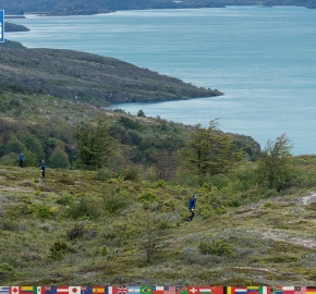 utf1904lues76FB; Ultra Trail Running in Patagonia, Chile; Ultra Fiord Fifth Edition 2019; Torres del Paine; Última Esperanza; Puerto Natales; Patagonia Running Ultra Trail; Luis Espinoza
