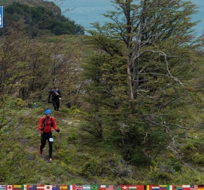 utf1904lues82FB; Ultra Trail Running in Patagonia, Chile; Ultra Fiord Fifth Edition 2019; Torres del Paine; Última Esperanza; Puerto Natales; Patagonia Running Ultra Trail; Luis Espinoza