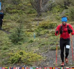 utf1904lues83FB; Ultra Trail Running in Patagonia, Chile; Ultra Fiord Fifth Edition 2019; Torres del Paine; Última Esperanza; Puerto Natales; Patagonia Running Ultra Trail; Luis Espinoza
