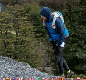 utf1904lues87FB; Ultra Trail Running in Patagonia, Chile; Ultra Fiord Fifth Edition 2019; Torres del Paine; Última Esperanza; Puerto Natales; Patagonia Running Ultra Trail; Luis Espinoza