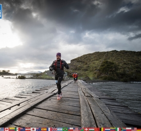 utf1904waal5230FB; Ultra Trail Running in Patagonia, Chile; Ultra Fiord Fifth Edition 2019; Torres del Paine; Última Esperanza; Puerto Natales; Patagonia Running Ultra Trail; Walter Alvial