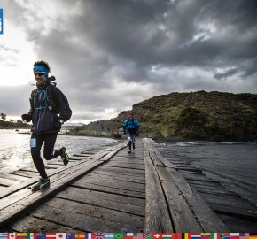 utf1904waal5246FB; Ultra Trail Running in Patagonia, Chile; Ultra Fiord Fifth Edition 2019; Torres del Paine; Última Esperanza; Puerto Natales; Patagonia Running Ultra Trail; Walter Alvial