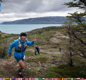 utf1904waal5308FB; Ultra Trail Running in Patagonia, Chile; Ultra Fiord Fifth Edition 2019; Torres del Paine; Última Esperanza; Puerto Natales; Patagonia Running Ultra Trail; Walter Alvial