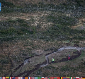 utf1904waal5639FB; Ultra Trail Running in Patagonia, Chile; Ultra Fiord Fifth Edition 2019; Torres del Paine; Última Esperanza; Puerto Natales; Patagonia Running Ultra Trail; Walter Alvial