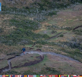 utf1904waal5651FB; Ultra Trail Running in Patagonia, Chile; Ultra Fiord Fifth Edition 2019; Torres del Paine; Última Esperanza; Puerto Natales; Patagonia Running Ultra Trail; Walter Alvial