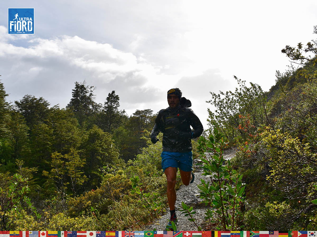 utf1904algo1223FB; Ultra Trail Running in Patagonia, Chile; Ultra Fiord Fifth Edition 2019; Torres del Paine; Última Esperanza; Puerto Natales; Patagonia Running Ultra Trail; Alejandro González