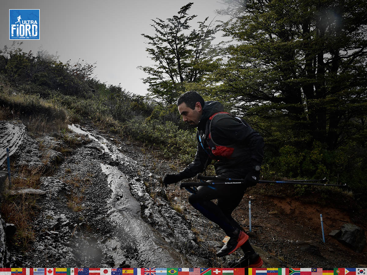utf1904algo1355FB; Ultra Trail Running in Patagonia, Chile; Ultra Fiord Fifth Edition 2019; Torres del Paine; Última Esperanza; Puerto Natales; Patagonia Running Ultra Trail; Alejandro González