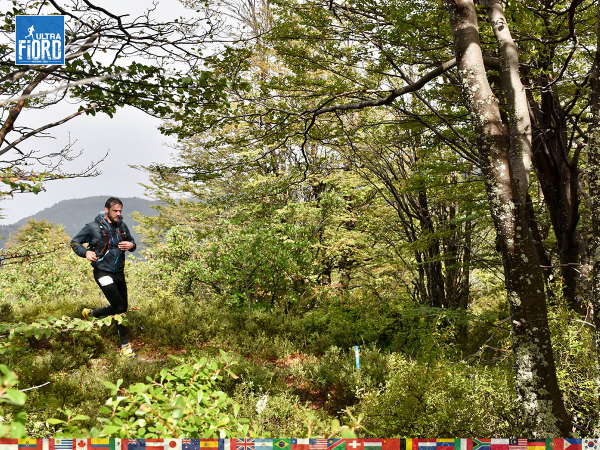 utf1904algo1470FB; Ultra Trail Running in Patagonia, Chile; Ultra Fiord Fifth Edition 2019; Torres del Paine; Última Esperanza; Puerto Natales; Patagonia Running Ultra Trail; Alejandro González
