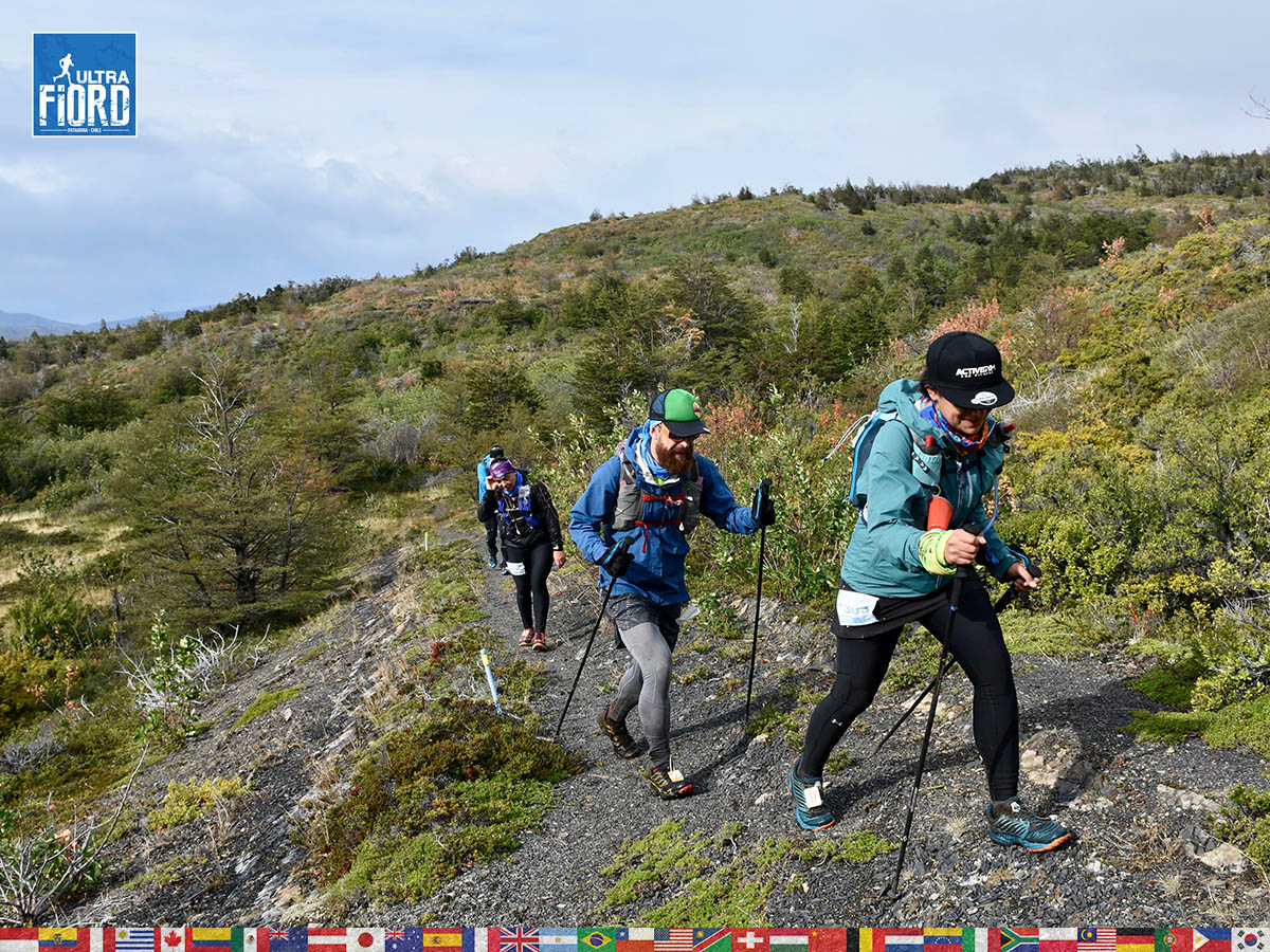 utf1904algo1637FB; Ultra Trail Running in Patagonia, Chile; Ultra Fiord Fifth Edition 2019; Torres del Paine; Última Esperanza; Puerto Natales; Patagonia Running Ultra Trail; Alejandro González