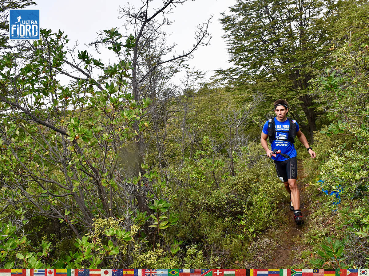 utf1904algo1711FB; Ultra Trail Running in Patagonia, Chile; Ultra Fiord Fifth Edition 2019; Torres del Paine; Última Esperanza; Puerto Natales; Patagonia Running Ultra Trail; Alejandro González
