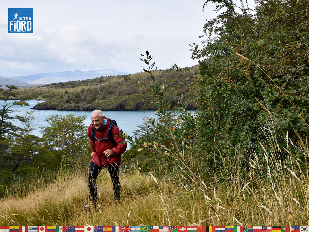 utf1904algo1716FB; Ultra Trail Running in Patagonia, Chile; Ultra Fiord Fifth Edition 2019; Torres del Paine; Última Esperanza; Puerto Natales; Patagonia Running Ultra Trail; Alejandro González
