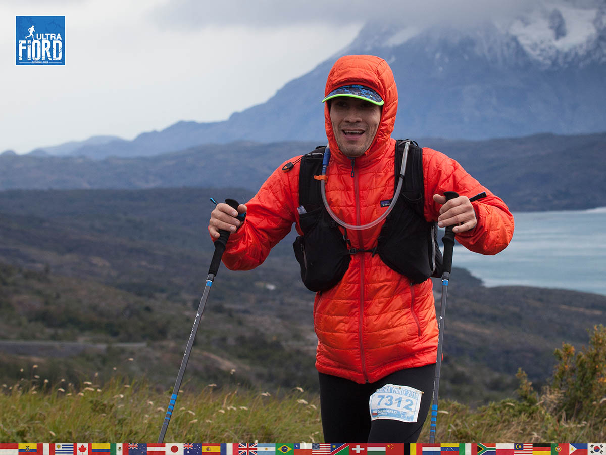utf1904clsi0044FB; Ultra Trail Running in Patagonia, Chile; Ultra Fiord Fifth Edition 2019; Torres del Paine; Última Esperanza; Puerto Natales; Patagonia Running Ultra Trail; Claudio Silva